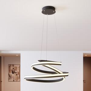 Lucande Lucande Emlyn LED závěsné světlo, 60 cm
