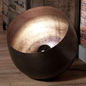 ZIJLSTRA Stolní lampa Basket Light, Ø 46 cm