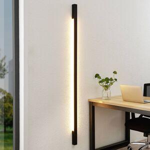Arcchio Arcchio Ivano LED nástěnné světlo, 170 cm, černé