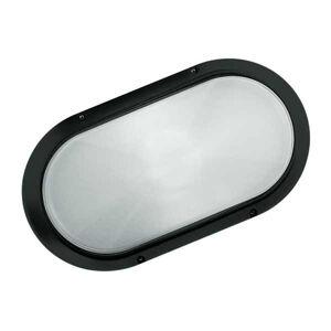 PERFORMANCE LIGHTING Venkovní světlo Superdelta Ovale, černé