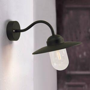Nordlux Venkovní nástěnné svítidlo Luxembourg černé - IP54