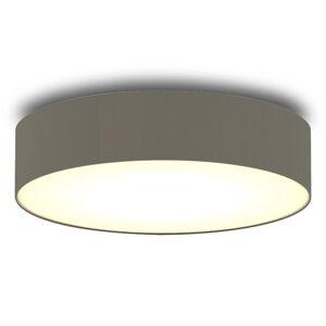 Smartwares Hnědé textilní stropní světlo Ceiling Dream 40 cm