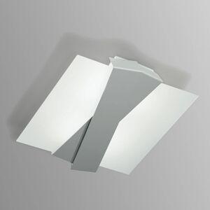 Linea Light Stropní světlo Zig Zag hliník