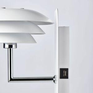 DYBERG LARSEN Dyberg Larsen DL20 USB Shelf nástěnné světlo, bílá