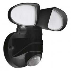 Eglo 98176 - LED Venkovní nástěnné svítidlo se senzorem PAGINO 2xLED/7,5W/230V IP44 EGLO 98176