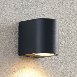 ELC ELC Fijona LED nástěnné světlo, kulaté, 8,1 cm