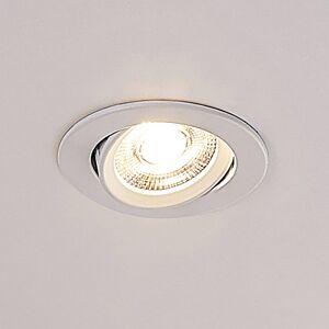 ELC ELC Juno LED bodové světlo 3díl. sada bílé, kulaté
