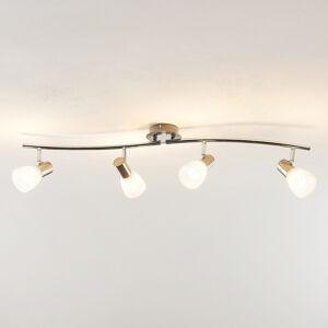 ELC ELC Kamiran LED stropní světlo, čtyřžárovkové