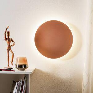 Escale Escale Blade LED nástěnné světlo, růžová, Ø 34 cm
