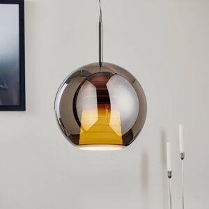 Fabbian Fabbian Beluga Royal závěsné světlo LED titan 30cm
