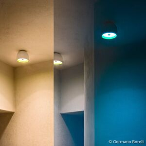 FLOS FLOS stropní světlo Wan v bílé barvě