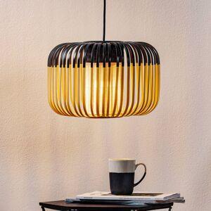 Forestier Forestier Bamboo Light S závěsné světlo 35cm černá