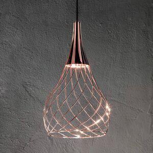 STILNOVO Funkční závěsné světlo LED Mongolfier_P1