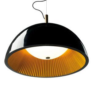 GROK Grok Umbrella závěsné světlo, černá, Ø 60 cm