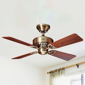 Hunter Hunter Bayport stropní ventilátor růžové dřevo/dub