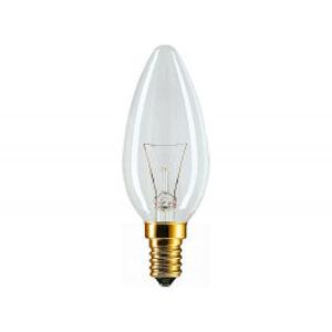 Klasická žárovka svíčka E14 25W NBB OSTATNÍ VÝROBCI 364003000