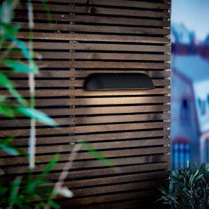 Nordlux LED venkovní nástěnné světlo Front 36, černá