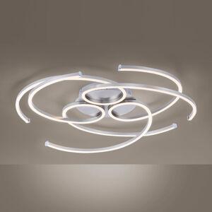 Paul Neuhaus LED stropní světlo Danilo, stmívatelné vypínačem