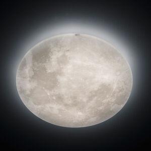 Trio Lighting LED stropní svítidlo Lunar s ovladačem 60cm