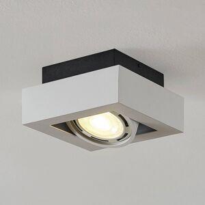 Arcchio LED stropní osvětlení Ronka, GU10, 1zdrojové, bílé