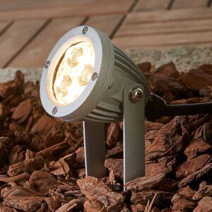 Ledino LED zapichovací světlo Sendling z hliníku