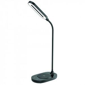 LED lampička OCTAVIA 7W stmívatelná s bezd.nabíjením - DL4301/B Nedes DL4301/B