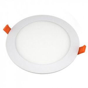 NEDES LED panel podhledové svítidlo kruh 18W 85-265V 4000K IP20 LPL124