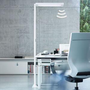 WALDMANN LED stojací lampa Lavigo DPS 14000, 4000K, bílá