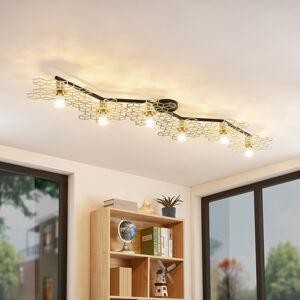 Lucande Lucande Alexaru stropní světlo, 6 zdrojů, dlouhé