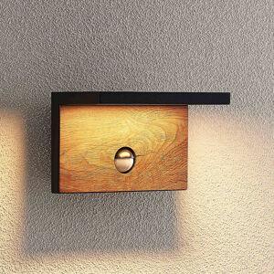 Lucande Lucande Lignus LED venk. světlo, snímač pohybu
