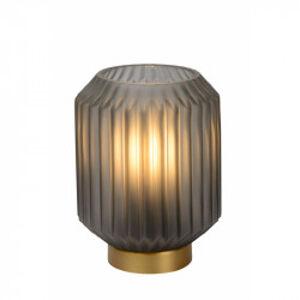 Lucide SUENO Table Lamp E14/40W šedá