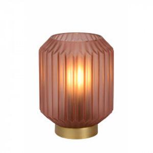 Lucide SUENO Table Lamp E14/40W růžová