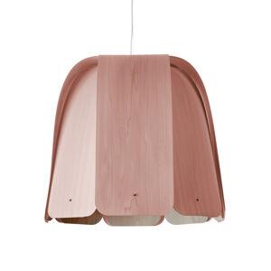 LZF LamPS LZF Domo závěsné světlo růžové