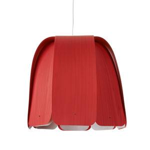 LZF LamPS LZF Domo závěsné světlo červené