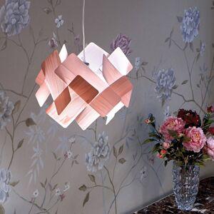 LZF LamPS LZF Escape závěsné světlo, Ø 30 cm, růžová