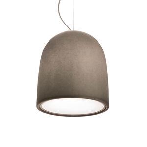 MODO LUCE Modo Luce Campanone závěsné světlo Ø 33 cm šedá