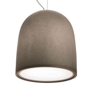 MODO LUCE Modo Luce Campanone závěsné světlo Ø 51 cm šedá