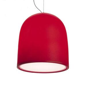 MODO LUCE Modo Luce Campanone závěsné světlo Ø 51 cm červená