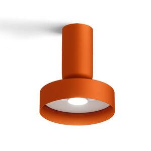 MODO LUCE Modo Luce Hammer stropní světlo Ø 18 cm oranžová