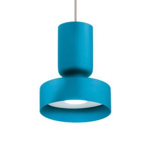 MODO LUCE Modo Luce Hammer závěsné světlo Ø 15 cm tyrkysová