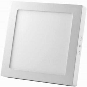 NEDES LED panel podhledové svítidlo vestavné čtverec 18W 85-265V 4000K IP20 LPL224 bílá Nedes LPL224