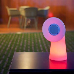 NEWGARDEN Newgarden Pipa LED stolní lampa s reproduktorem
