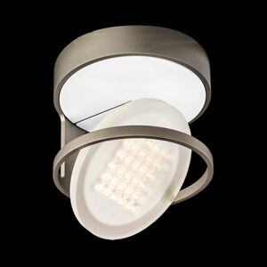 Nimbus Nimbus Rim R 36 LED stropní svítidlo, titan šedé