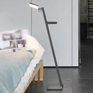 Nimbus Nimbus Roxxane Leggera stojací lampa LED, šedá