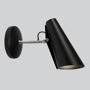 Northern Northern Birdy - nástěnné světlo 31,5cm černá/ocel