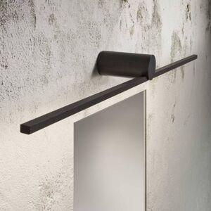 OleV OLEV Slight AP LED nástěnné světlo 72,5 cm černé