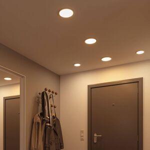 Paulmann Paulmann LED panel Areo 4000K kulatý bílá 11,8cm
