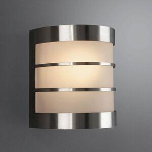 MASSIVE Venkovní nástěnné svítidlo CALGARY nerez ocel