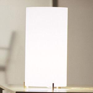 PRANDINA Prandina CPL T1 stolní lampa chrom, sklo opál