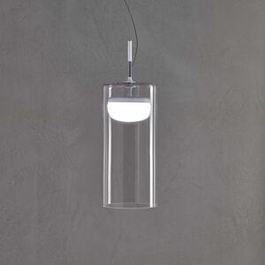 PRANDINA Prandina Diver LED závěsné světlo S5 2700K bílá